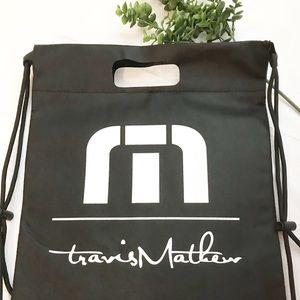 Travis Mathew Insulated Drawstring Backpack